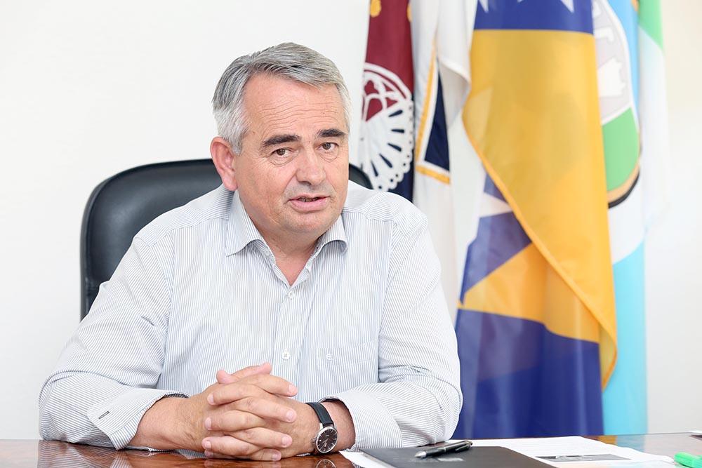 Ibro Berilo Ibro Berilo je za osam godina provedenih kao načelnik Općine Trnovo uvećao svoju imovinu. (Foto: CIN)