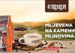 Emina iznenadila Krajinu: Agrokomercova kafa koja se melje u kamenim mlinovima ponovo na tržištu