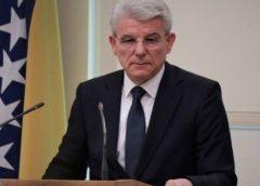 Džaferović osudio nasilje nad vjernicima u džamiji Al-Aksa