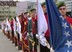 Brojnim sadržajima prigodno obilježena 29. godišnjica formiranja 5. Korpusa Armije RBiH