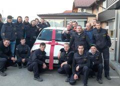 Uposlenici kolektiva SMM Bihać - Turija, počastili radnog kolegu