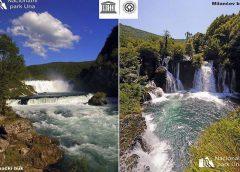 VIDEO – Martinbrodski slapovi upisani na Tentativnu listu UNESCO-a